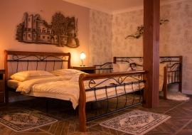Apartmány Kord Lednice - 3 lůžkový apartmán Porthos