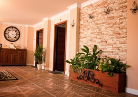 Apartmány Kord Lednice - recepce